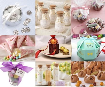 How to Get Cheap but Awesome Wedding Favors